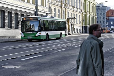 Bild: In der Altstadt von Tallinn. NIKON D700 mit AF-S NIKKOR 28-300 mm 1:3,5-5,6G ED VR ¦¦ ISO400 ¦ f/5 ¦ 1/400 s ¦ FX 72 mm.