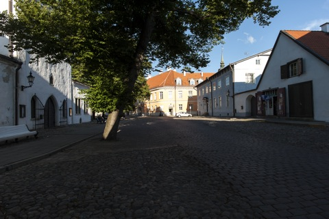 Bild: Tallinn - Die Stadt, die niemals fertig wird.