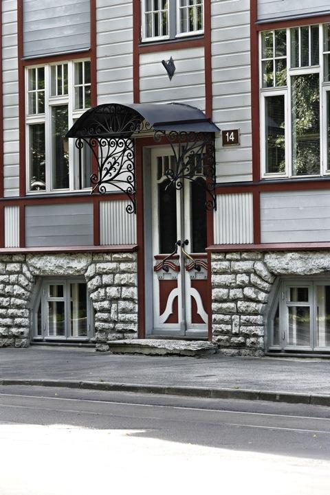 Bild: Unterwegs im Stadtteil Kadriorg von Tallinn mit NIKON D700 und AF-S NIKKOR 28-300 mm 1:3,5-5,6G ED VR.