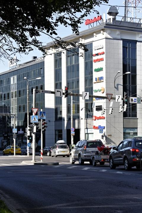 Bild: Unterwegs im Tallinner Stadtteil Kesklinn - dem modernen Teil der estnischen Hauptstadt - mit NIKON D700 und AF-S NIKKOR 28-300 mm 1:3,5-5,6G ED VR.