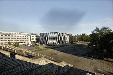 Bilder: Unterwegs in den Ruinen der ehemaligen Konzerthalle in Tallinn mit NIKON D700 und CARL ZEISS Distagon T* 3,5/18 ZF.2.