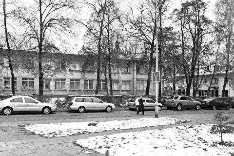 Bild: Die Synagoge der jüdischen Gemeinde von Vilnius wurde von sowjetischen Besatzern abgerissen. An ihrer Stell wurde ein Kindergarten gebaut. NIKON D700 mit CARL ZEISS Distagon T* 2.8/25 ZF.