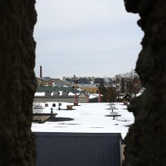 Bild: Dächer von Tallinn.