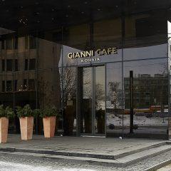 Bild: Nobelkaffee im Tallinner Stadtteil Kesklinn.