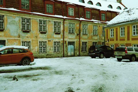 Bild: In der Laboratooriumi in der Altstadt von Tallinn.
