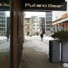 Bild: Im Rotermanni Kvartal in Tallinn sind heute alle internationalen Marken vertreten.
