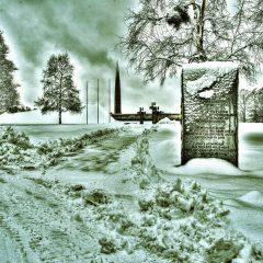 Bild: Der Deutsche Soldatenfriedhof in Tallinn-Maarjamäe.
