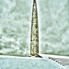 Bild: Das Sowjetische Ehrenmal in Tallinn-Maarjamäe.