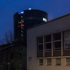 Bild: Estland ist wahrscheinlich die IT Hauptstadt Europas. Bürokomplex von ORACLE.