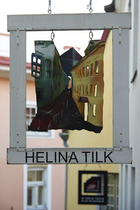 Bild: Tallinn - Unterwegs zur Blauen Stunde auf dem Lühike Jalg. NIKON D700 und AF-S NIKKOR 24-120 mm 1:4G ED VR.