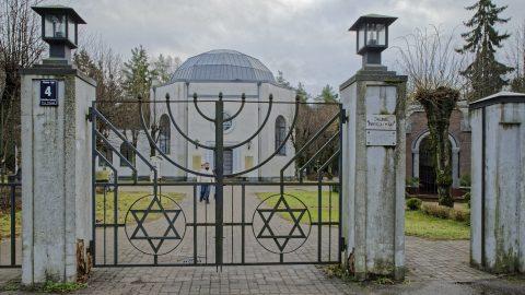 Bidl: Der Neue Jüdische Friedhof in Čiekurkalns. NIKON D700 mit TAMRON SP 24-70mm F/2.8 Di VC USD. ISO 200 ¦ f/7,1 ¦ 24 mm ¦ 1/80 s ¦ kein Blitz. Klicken Sie auf das Bild um es zu vergrößern.