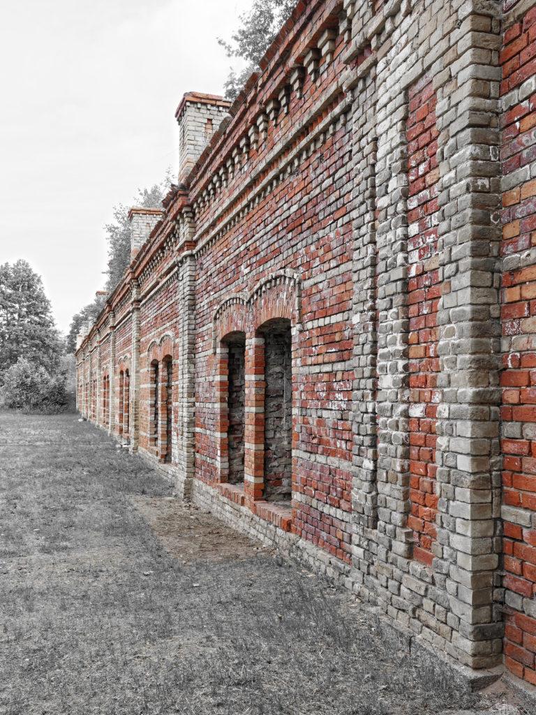 Bild: Kasematte in der Festung Daugavgrīva oder Dünamünder Schanze in Rīga.