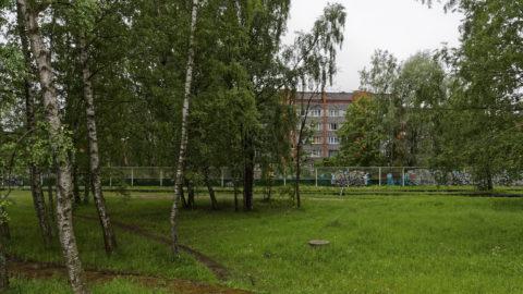 Bild: Daugavgrīva ist ein eher überschaubarer Stadtteil ganz im Nordwesten von Rīga. Hier kann man zugleich in der Stadt und im Wald sein. Klicken Sie auf des Bild um es zu vergrößern.