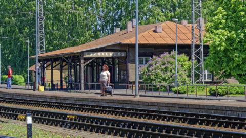 Bild: Rīga - Der Bau der Rail Baltica macht den Stadtteil Torņakalns zu einem der wichtigsten Punkte des Baltikums zur Verbindung mit Westeuropa. Der Stadtteil liegt am westlichen Ufer der Daugava, nur wenige Kilometer vom Hauptbahnhof entfernt. Klicken Sie auf das Bild, um es zu vergrößern.