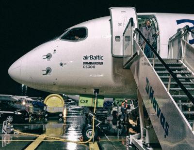 Reisen & Tourismus: Der lettische Carrier airBaltic stellt wegen Coronavirus und COVID-19 vorübergehend alle internationalen Flugverbindungen ein
