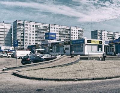 Neighborhoods of Rīga: Ziepniekkalns