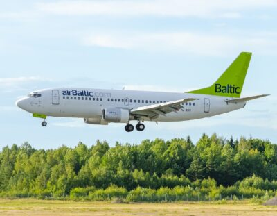 Economy & Politics: The Latvian airline airBaltic has published unaudited consolidated financial results for the first six months of 2020
