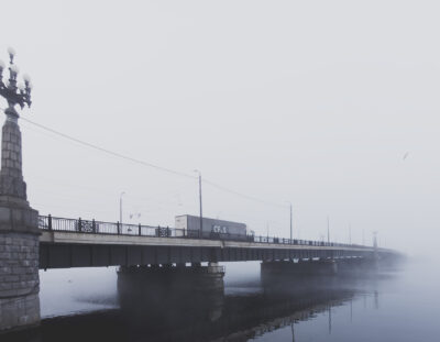 Infrastructure: Rīga –  Bridges over the Daugava – The Akmens tilts
