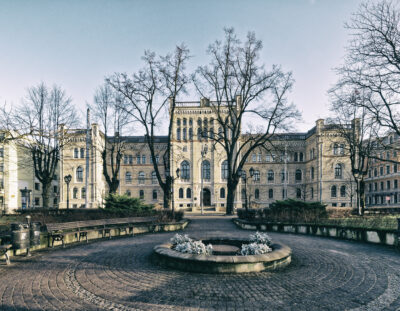 History: Rīga – The Polytechnic from the foundation to the modern university