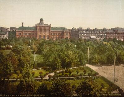 Geschichte: Rīga – Das Polytechnikum von den Anfängen zur modernen Universität